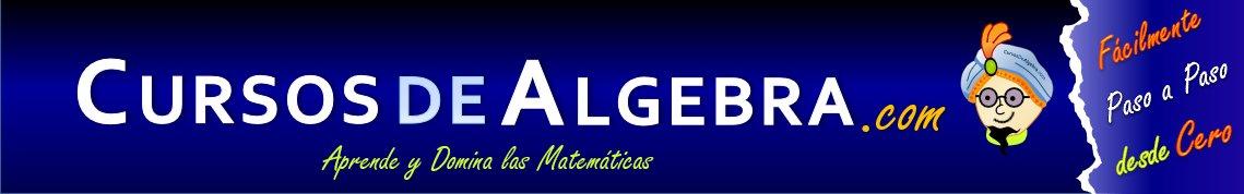 CursosDeAlgebra.com